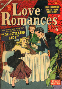 Cover Thumbnail for Love Romances (Marvel, 1949 series) #40