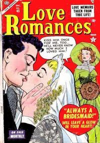 Cover Thumbnail for Love Romances (Marvel, 1949 series) #45