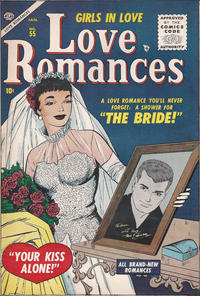 Cover Thumbnail for Love Romances (Marvel, 1949 series) #55