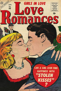 Cover Thumbnail for Love Romances (Marvel, 1949 series) #66