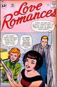 Cover Thumbnail for Love Romances (Marvel, 1949 series) #104