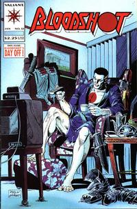 Cover Thumbnail for Bloodshot (Acclaim / Valiant, 1993 series) #12