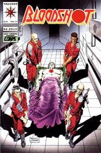 Cover Thumbnail for Bloodshot (Acclaim / Valiant, 1993 series) #17
