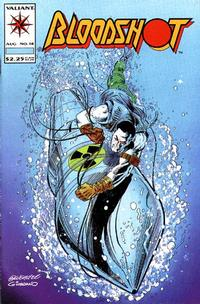 Cover Thumbnail for Bloodshot (Acclaim / Valiant, 1993 series) #18