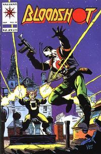 Cover Thumbnail for Bloodshot (Acclaim / Valiant, 1993 series) #19