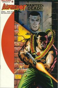 Cover Thumbnail for Bloodshot (Acclaim / Valiant, 1993 series) #22