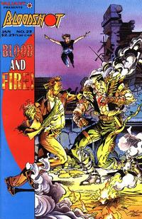 Cover Thumbnail for Bloodshot (Acclaim / Valiant, 1993 series) #23