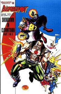 Cover Thumbnail for Bloodshot (Acclaim / Valiant, 1993 series) #25