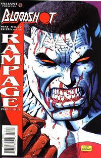 Cover Thumbnail for Bloodshot (Acclaim / Valiant, 1993 series) #27