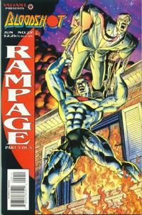 Cover Thumbnail for Bloodshot (Acclaim / Valiant, 1993 series) #29
