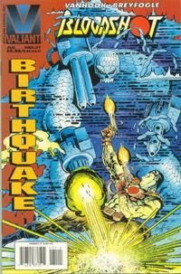 Cover Thumbnail for Bloodshot (Acclaim / Valiant, 1993 series) #31 [Direct Edition]