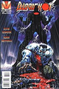 Cover Thumbnail for Bloodshot (Acclaim / Valiant, 1993 series) #34 [Direct Edition]