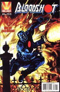 Cover Thumbnail for Bloodshot (Acclaim / Valiant, 1993 series) #36 [Direct Edition]