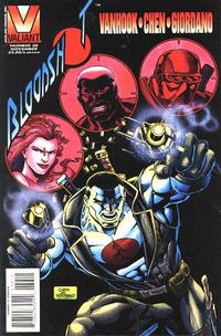 Cover Thumbnail for Bloodshot (Acclaim / Valiant, 1993 series) #38 [Direct Edition]
