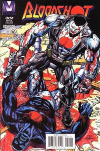 Cover Thumbnail for Bloodshot (Acclaim / Valiant, 1993 series) #39 [Direct Edition]
