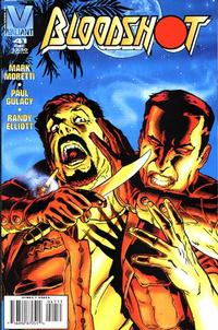 Cover Thumbnail for Bloodshot (Acclaim / Valiant, 1993 series) #41 [Direct Edition]