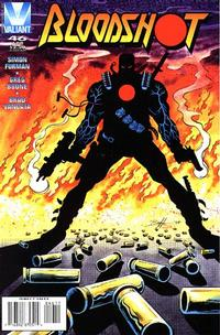 Cover Thumbnail for Bloodshot (Acclaim / Valiant, 1993 series) #46 [Direct Edition]