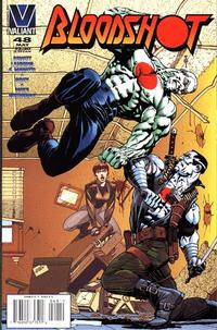 Cover Thumbnail for Bloodshot (Acclaim / Valiant, 1993 series) #48 [Direct Edition]