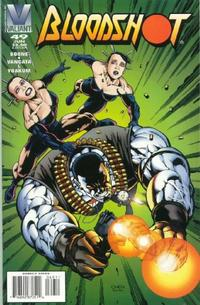 Cover Thumbnail for Bloodshot (Acclaim / Valiant, 1993 series) #49 [Direct Edition]