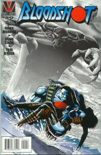 Cover Thumbnail for Bloodshot (Acclaim / Valiant, 1993 series) #50 [Direct Edition]