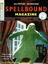 Cover Thumbnail for Spellbound Magazine (Cartoon Art, 1954 series) #[nn]
