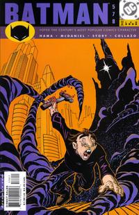 Cover Thumbnail for Batman (DC, 1940 series) #578