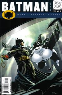 Cover Thumbnail for Batman (DC, 1940 series) #579
