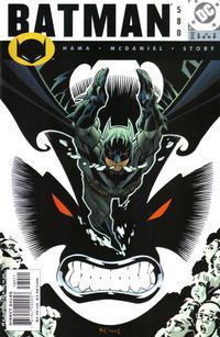 Cover Thumbnail for Batman (DC, 1940 series) #580