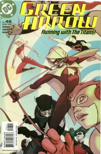 Cover Thumbnail for Green Arrow (DC, 2001 series) #46