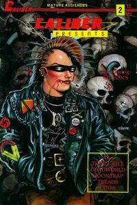 Cover Thumbnail for Caliber Presents (Caliber Press, 1989 series) #2