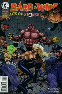 Cover Thumbnail for Barb Wire: Ace of Spades (Dark Horse, 1996 series) #4