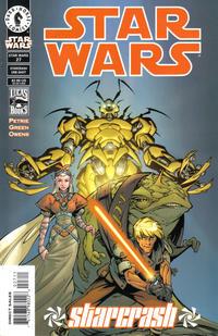 Cover Thumbnail for Star Wars (Dark Horse, 1998 series) #27