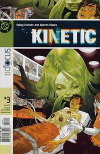 Cover Thumbnail for Kinetic (DC, 2004 series) #3