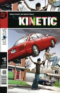 Cover Thumbnail for Kinetic (DC, 2004 series) #6