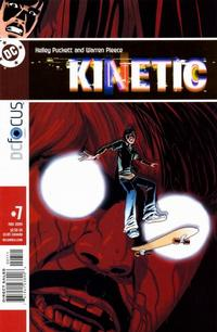 Cover Thumbnail for Kinetic (DC, 2004 series) #7