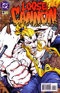 Cover Thumbnail for Loose Cannon (DC, 1995 series) #4