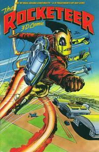 Cover Thumbnail for Rocketeer 3-D Comic (Disney, 1991 series) #1