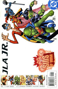 Cover Thumbnail for Sins of Youth: JLA, Jr. (DC, 2000 series) #1