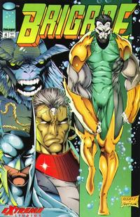Cover Thumbnail for Brigade (Image, 1993 series) #4 [Direct Edition]