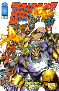 Cover Thumbnail for Brigade (Image, 1993 series) #0