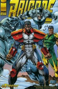 Cover Thumbnail for Brigade (Image, 1993 series) #6 [Direct Edition]