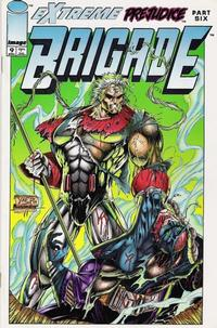 Cover Thumbnail for Brigade (Image, 1993 series) #9 [Direct Edition]