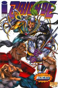Cover Thumbnail for Brigade (Image, 1993 series) #12