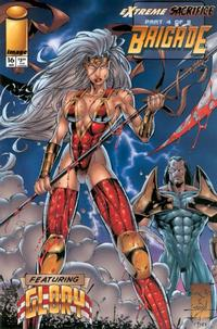 Cover for Brigade (Image, 1993 series) #16