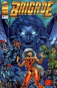 Cover for Brigade (Image, 1993 series) #18