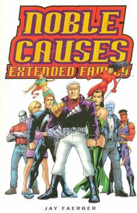 Cover Thumbnail for Noble Causes: Extended Family (Image, 2003 series) #1
