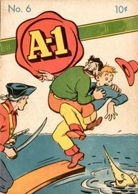 Cover Thumbnail for A-1 (Magazine Enterprises, 1945 series) #6