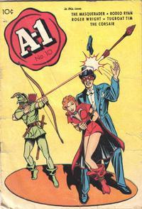Cover Thumbnail for A-1 (Magazine Enterprises, 1945 series) #10