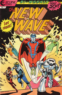 Cover Thumbnail for The New Wave (Eclipse, 1986 series) #1