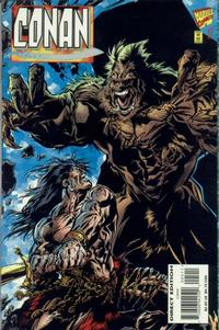 Cover for Conan (Marvel, 1995 series) #5